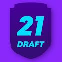 DRAFT 21 Simulator icon