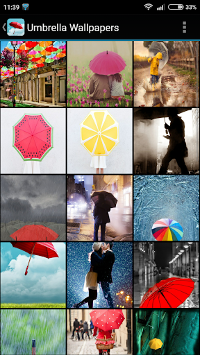 Umbrella Wallpapers