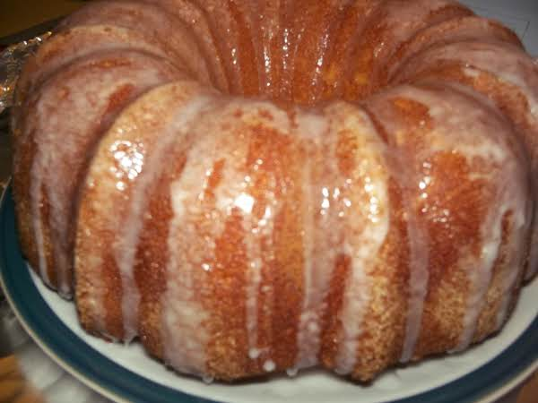 Recipe Cake Mix Lemon Pudding: Janet's Lemon Bundt Cake Recipe