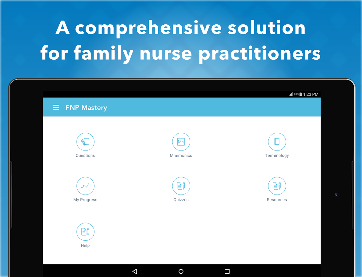 Fnp family nurse practitioner mastery android apps on google play fnp family nurse practitioner mastery screenshot 1betcityfo Images