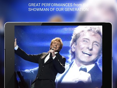 ManilowTV- screenshot thumbnail