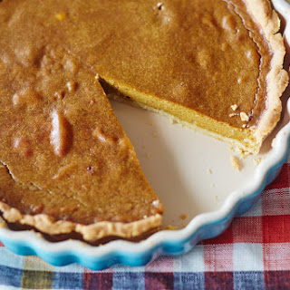 Gluten-Free Pumpkin Pie.