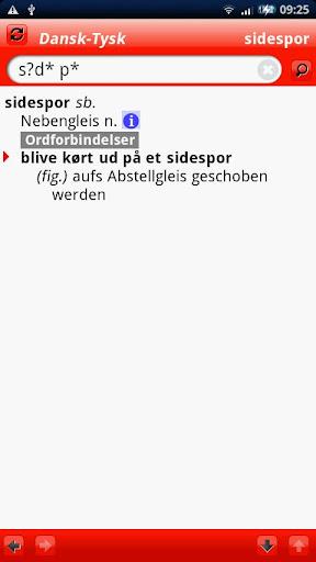tysk ordbog download