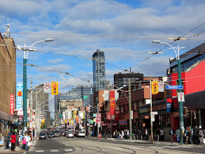 Photo: Toronto - Spadina Ave. in China Town
