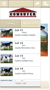 Cowbuyer Livestock Auctions- screenshot thumbnail