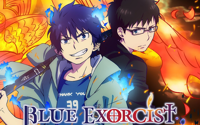 Blue Exorcist Tab