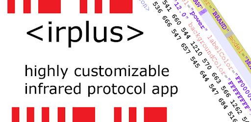 irplus - Infrared Remote - Apps on Google Play