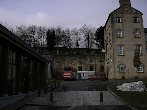 Photo: Glencree Centre for Peace and Reconciliation (in old British military barracks)