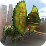 Real Jurassic Dinosaurs Race Icon