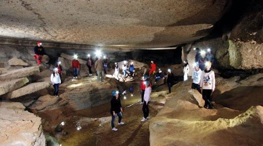 Cuevas de Sorbas abre con todas las medidas de seguridad