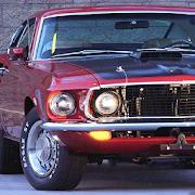 Wallpaper Ford Mustang Mach