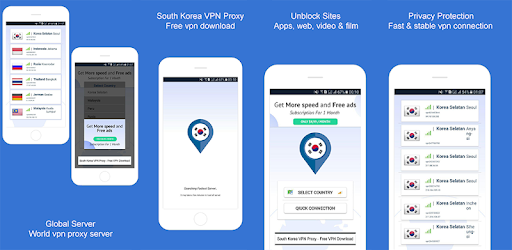 South Korea VPN Proxy - Free VPN Download – Aplikace na