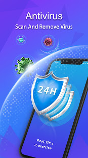 App Fancy Cleaner - Antivirus, Booster & Phone Cleaner APK for Windows Phone