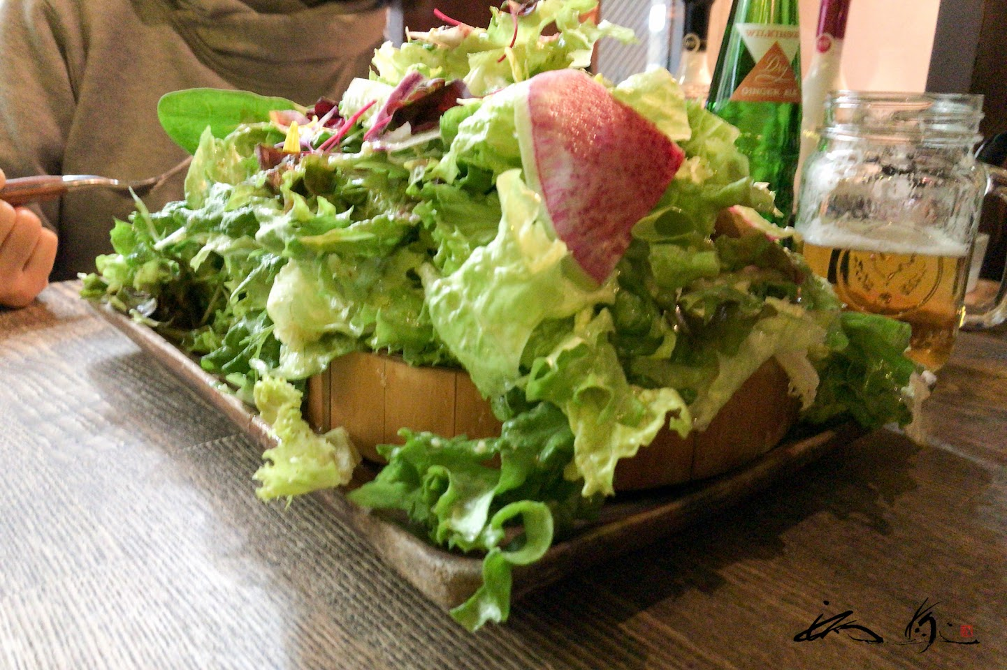 野菜畑サラダ