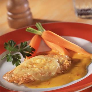 Putenschnitzel in Estragon-Pfeffer-Sauce