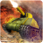 Super Tank Battle Simulator : Tank Shooting 2018 Icon