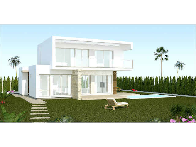 Mil Palmeras Detached Villa for sale