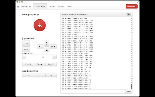 gcode-sender