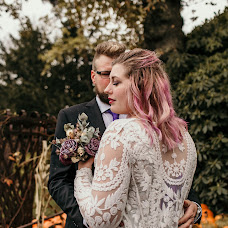 Wedding photographer Valeriia Forsström (paniV). Photo of 25.11.2018