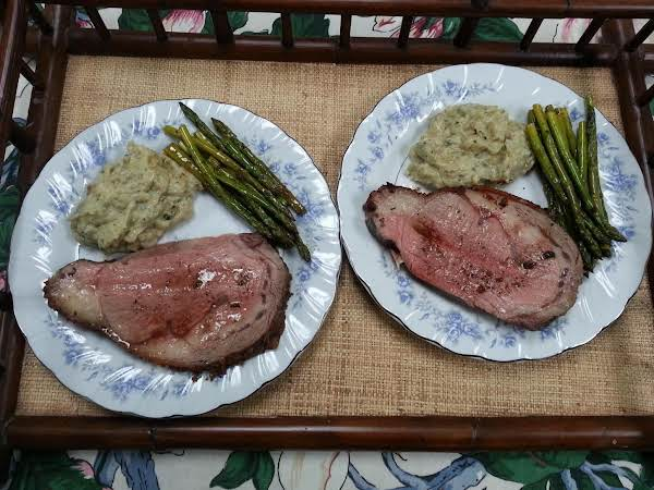 Dry Rubbed Prime Rib Roast Recipe