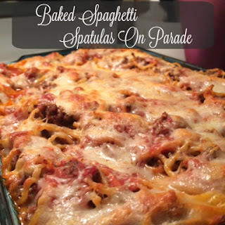 baked spaghetti, Use Your Words - Pearl and William continue