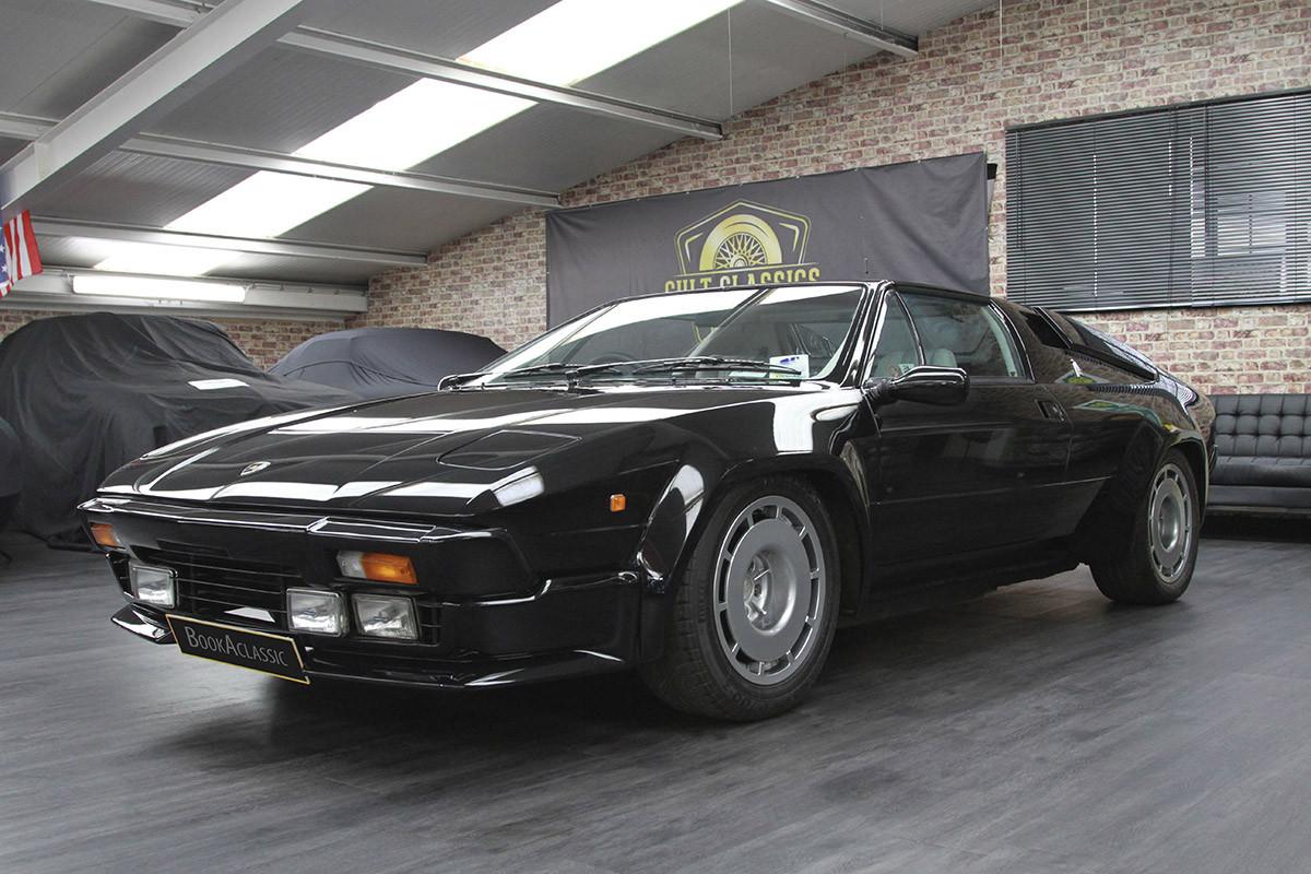 Lamborghini Jalpa Hire Essex