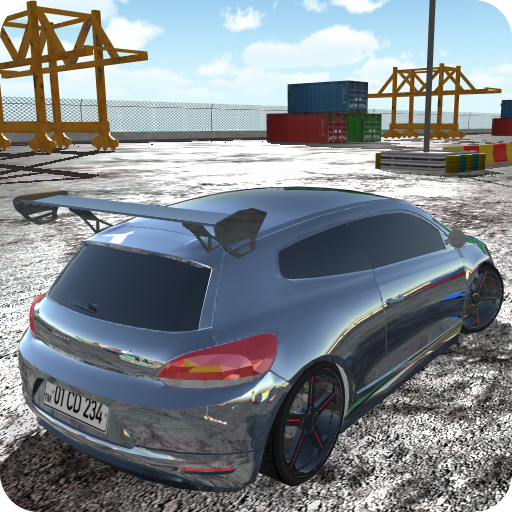 Scirocco Parking - Real Car Park Game (game)
