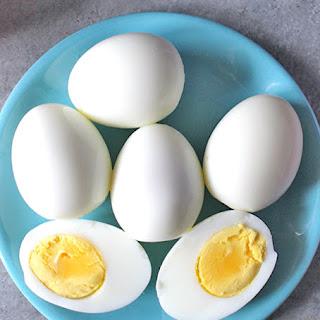 Instant Pot Hard Boiled Eggs Recipe
