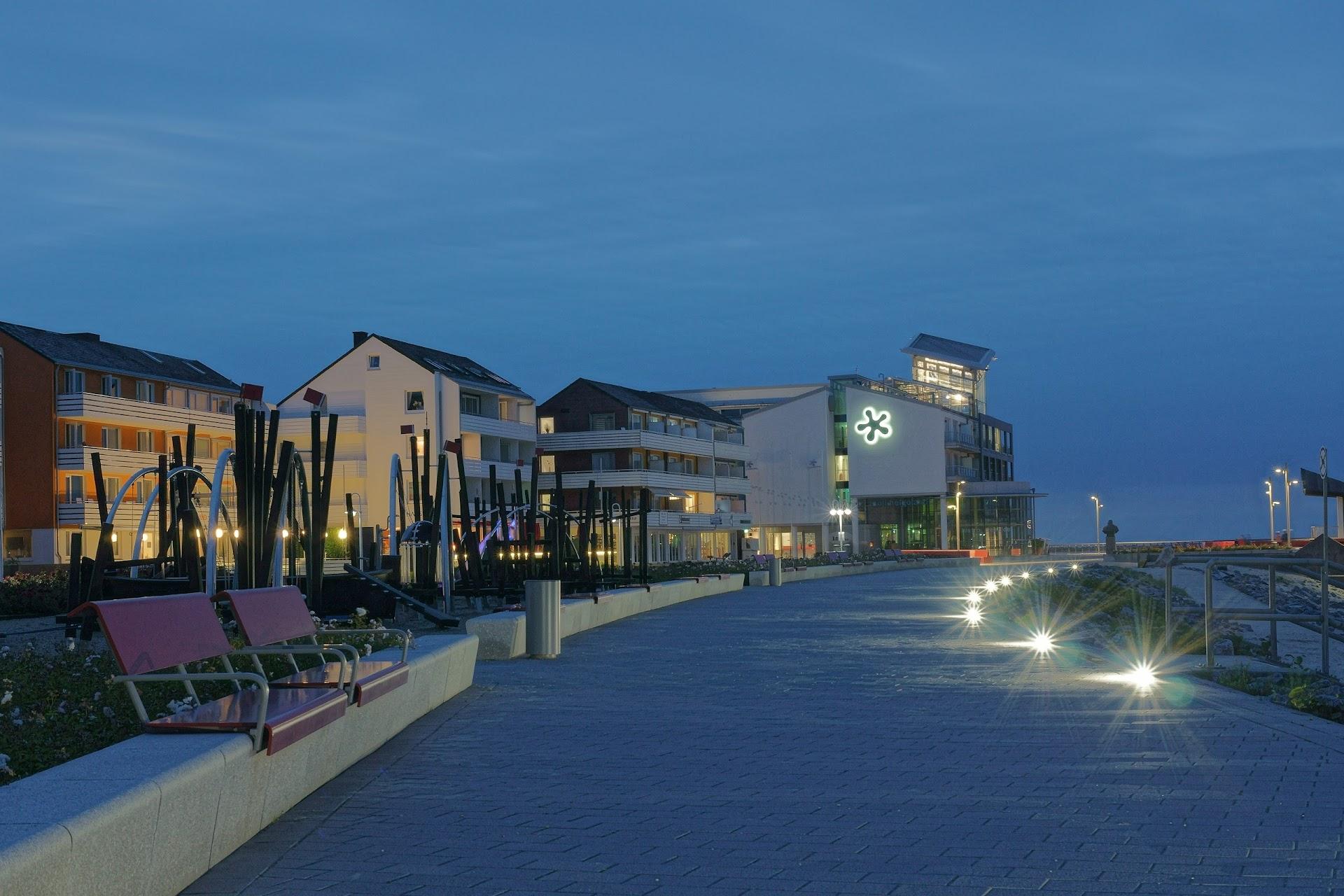 Моя поездка на Гельголанд с ночёвкой.