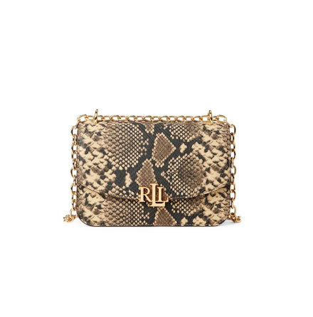 Madison: Medium Crossbody Bag, Snake Emboss
