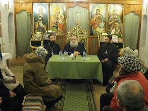 Photo: Дупница, беседа с енориашите, 14 ноември 2012 г.