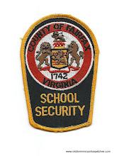 Photo: Fairfax County School Security, Supervisor