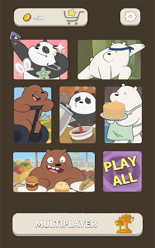 Free Fur All u2013 We Bare Bears  screenshots 5