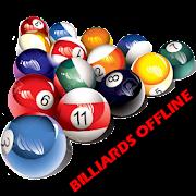 Billiards 8 ball offline