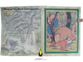 Photo: L'ours et les deux compagnons page 1/2
