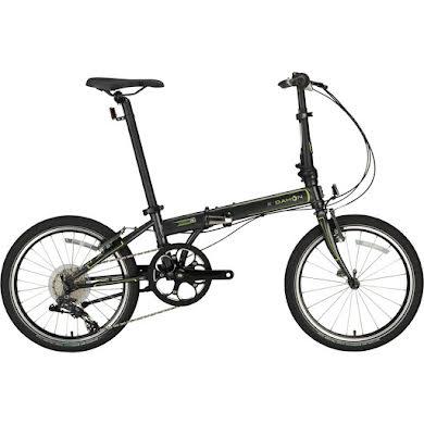 "Dahon Speed D8 20"" Folding Bike, Charcoal"