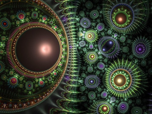 android Cool Fractal Wallpapers Screenshot 6