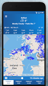 Ireland Weather - Met Eireann screenshot 4