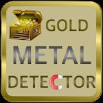 Metal Detector - Body Scanner & Gold Detector 1.3