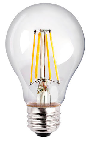 Airam Filament LED 2-p