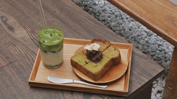 toku toku matcha & coffee|台中抹茶專賣・猶如日本的巷弄內的老宅小店,推薦抹茶類飲品。
