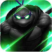 Shadow Turtles Ninja vs Alien