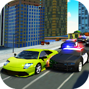 Real Police Car Chase Simulator 2018: Crime Police