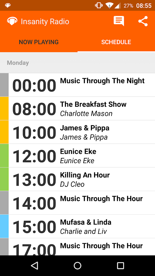 Insanity Radio 103.2FM- screenshot