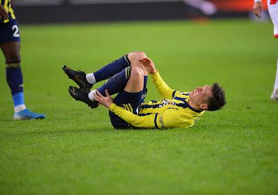 🎥 Grave blessure pour Mesut Özil?