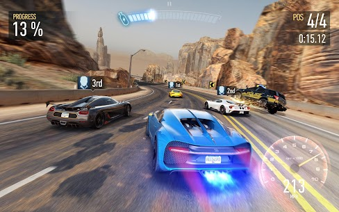 Need for Speed No Limits Mod Apk 4.4.6 6
