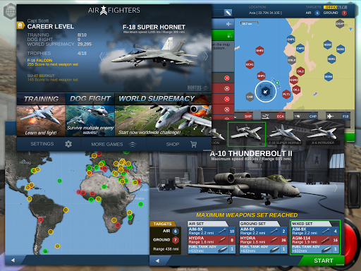 AirFighters screenshot 15