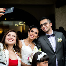 Wedding photographer Andres Hernandez (iandresh). Photo of 02.11.2017