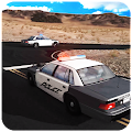 Police Car : Crazy City Driving Simulator Game 3D