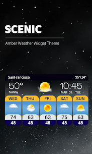 weather and news Widget app 16.6.0.6206_50092 Mod APK (Unlock All) 1